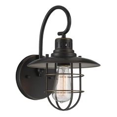 Lite Source Dark Bronze Sconce