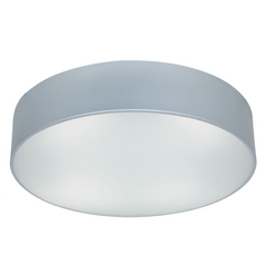Access Lighting Tomtom Satin Nickel LED Flushmount Light