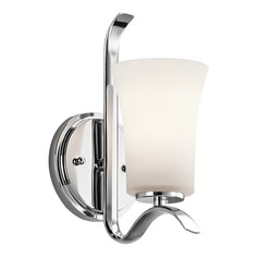 Kichler Lighting Armida Chrome LED Sconce