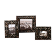 Uttermost Lighting Decorative Photo Frames - Set of Three 18517