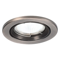 Wac Lighting Brushed Nickel Recessed Trim