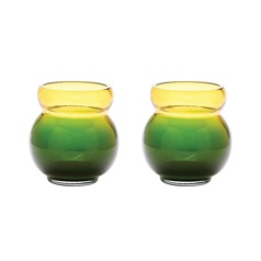 Field Bubble Votive - Set of 2