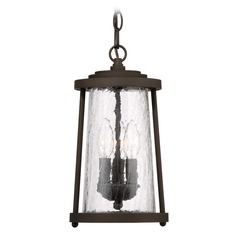 Minka Lavery Haverford Grove Oil Rubbed Bronze Outdoor Hanging Light