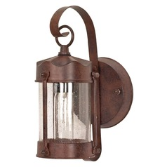 Nuvo Lighting Old Bronze Outdoor Wall Light
