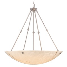 Metropolitan Virtuoso 11 Pewter (plated) Pendant Light