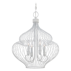 Quoizel Lighting Quoizel Lighting Fresco Chandelier QF1676W
