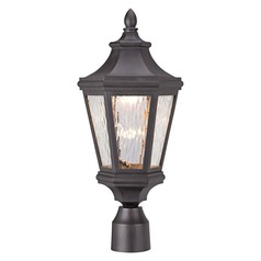 Minka Hanford Pointe Oil Rubbed Bronze LED Post Light