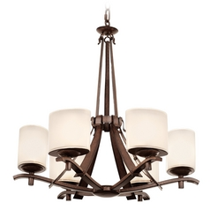 Kalco Lighting Stapleford Tuscan Sun Chandelier