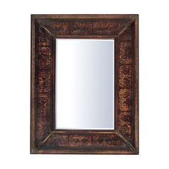 Sterling Lighting Rectangle 27.25-Inch Mirror 26-8628M