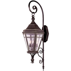 Oversize 46-Inch Outdoor Wall Light