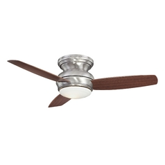 44-Inch Wet Rated Ceiling Fan with Light Kit