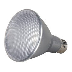 13W Medium Base LED Bulb PAR30L 40 Degree Beam Spread 1000LM 3000K Dimmable