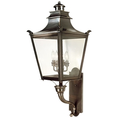 Oversize 37-Inch Outdoor Wall Light