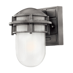 Small 8-Inch Outdoor Wall Light