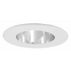 GU10 Clear Reflector Trim for 3.5-Inch Recessed Cans