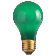 Incandescent A19 Light Bulb Medium Base 130V by Satco