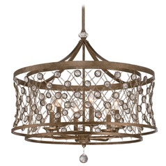 Metropolitan Vel Catena Arcadian Gold Pendant Light
