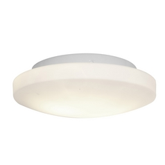 Access Lighting Orion White LED Flushmount Light