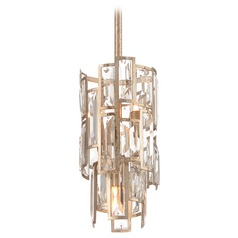 Metropolitan Bel Mondo Luxor Gold Mini-Pendant Light
