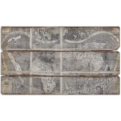 Uttermost Map Of The City Modern Art