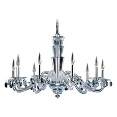 Fanshawe 9 Light Crystal Chandelier