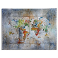 Uttermost World Of Color Modern Art