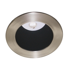 Wac Lighting Specular Clear/brushed Nickel Recessed Trim