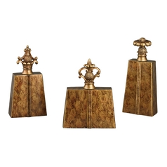 Holywell Civerton Chestnut Lamp Finial