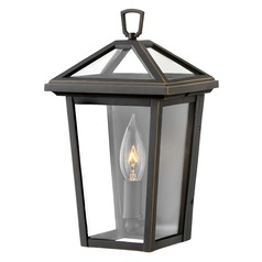 Hinkley Lighting Alford Place Oil Rubbed Bronze Outdoor Wall Light