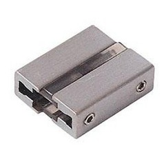 Brushed Nickel I-Connector for Low VoLight