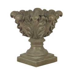 Kenroy Home Lighting Sculpture in Tuscan Earth Finish 60060