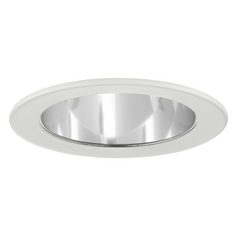 Clear Open Reflector PAR20 Trim for 4-Inch Recessed Cans