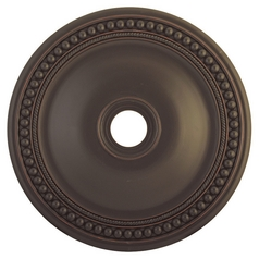 Livex Lighting Wingate Olde Bronze Ceiling Medallion