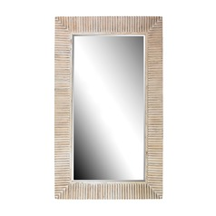 Oversized rectangle Mirror
