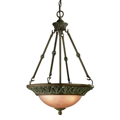 Dolan Designs Geneva Three-Light Pendant 846-38