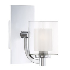 Quoizel Lighting Kolt Polished Chrome LED Sconce