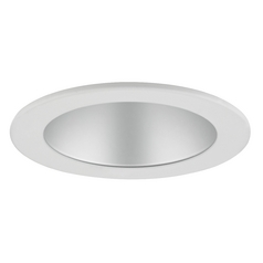 Satin Open Reflector PAR20 Trim for 4-Inch Recessed Cans