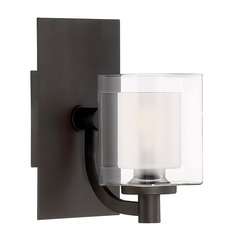 Quoizel Lighting Kolt Western Bronze LED Sconce