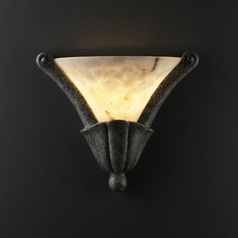 Sconce Wall Light in Granite Finish