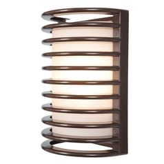 Access Lighting Poseidon Bronze Outdoor Wall Light