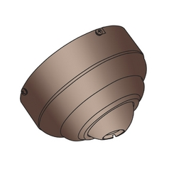 Ceiling Adaptor in Russet Bronze Finish