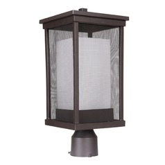 Craftmade Riviera II Oiled Bronze Post Light