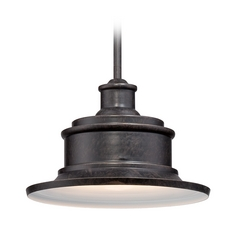 Quoizel Lighting Seaford Imperial Bronze Outdoor Hanging Light