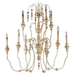 Cyan Design Maison Persian White Chandelier