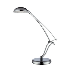 Lite Source Lighting Eladio Chrome LED Desk Lamp