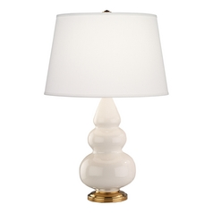 Robert Abbey Small Triple Gourd Table Lamp