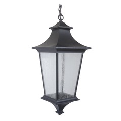 Craftmade Lighting Argent Ii Midnight Outdoor Hanging Light
