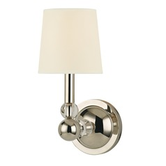 Hudson Valley Lighting Danville Polished Nickel Sconce