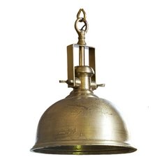 Pendant Light in Antiqued Bronze Finish