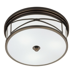 Robert Abbey Chase Flushmount Light